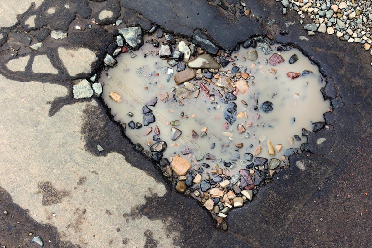Pothole Love